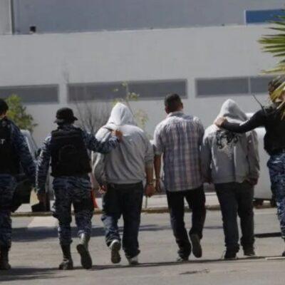 Caen 29 integrantes de diversos grupos criminales en Guanajuato y se desata la violencia