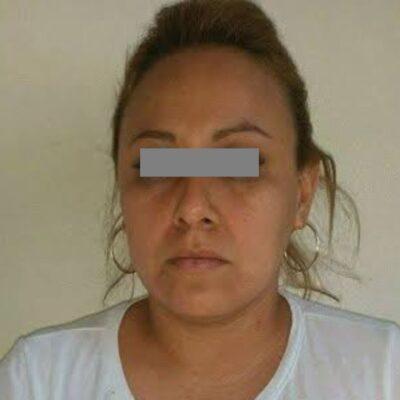 Cae por segunda vez 'La Güera', operadora de Sangre Nueva Grupo Zeta en Veracruz