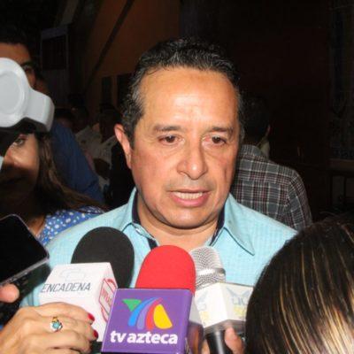 SE SUMARÁ QR AL INSABI: Confía Carlos Joaquín que Instituto de Salud para el Bienestar de AMLO mejore servicios médicos en el estado