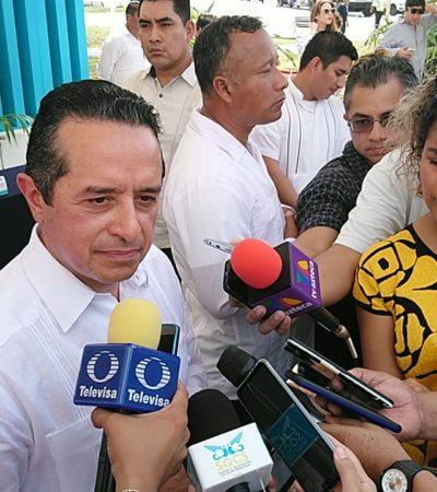 NO SE PERDIÓ EL ÁREA NATURAL PROTEGIDA: Advierte Gobernador que hay confusión en torno a resultado de un litigio por tierras en Holbox