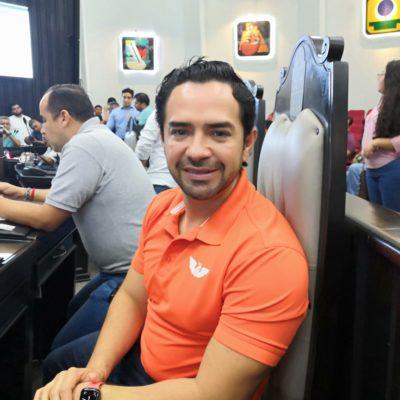 Dice 'Chanito' Toledo que es una 'vacilada' desconocerlo como coordinador de MC en QR
