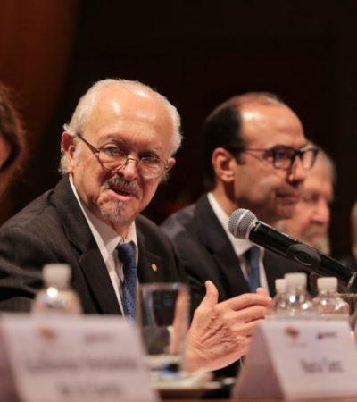 Critica Mario Molina política energética del gobierno de AMLO