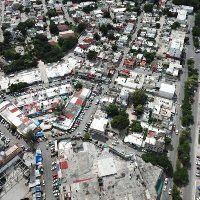 LUGARES EMBLEMÁTICOS | RUMBO A LOS 50 AÑOS DE CANCÚN: Parques centrales, escuelas, restaurantes, auténticos andadores, centros deportivos y un sinnúmero de historias rodean las SM's 20's del principal destino turístico de México