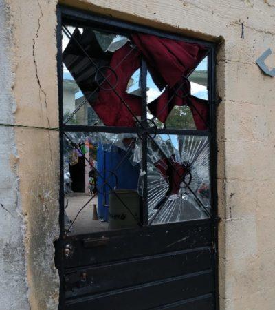 PERSECUCIÓN Y ALLANAMIENTO EN LA REGIÓN 96: Detienen a 12 personas en Cancún tras batida policial contra presuntos delincuentes en Cancún; seis son procesados
