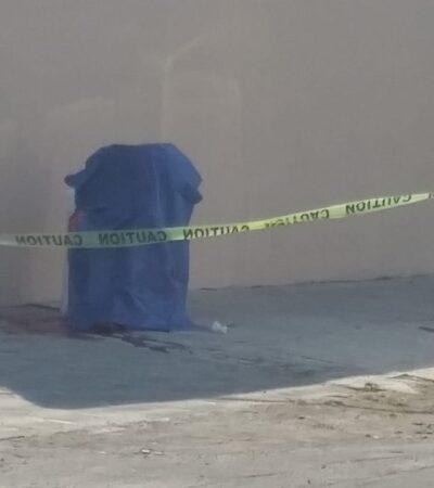 Mujer muere desangrada en Chetumal; presuntamente le estallaron las varices