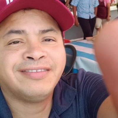 Hieren de bala al líder municipal de Morena en Ciudad del Carmen