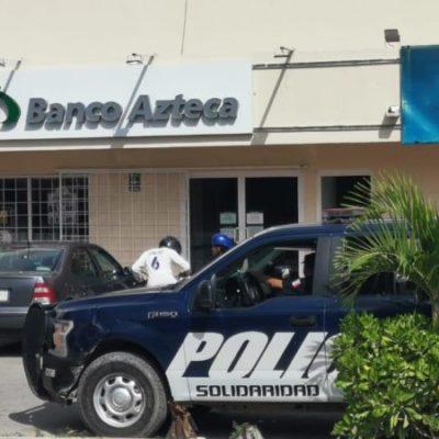 Sujetos armados amagan a trabajador de Bachoco para robarle 50 mil pesos en Playa del Carmen