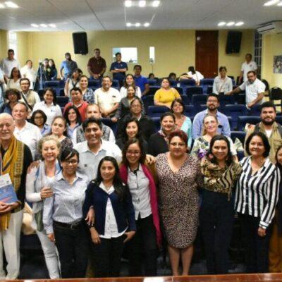 Realizan el tercer foro estatal para conmemorar el Día Mundial de la Educación Ambiental en Chetumal