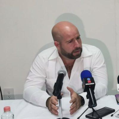 Asegura José de la Peña que Sefiplan tuvo conocimiento de la propuesta para exentar de impuestos a nuevos casinos en QR