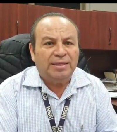 Encuestadores del INEGI recorrerán zonas con custodia policiaca