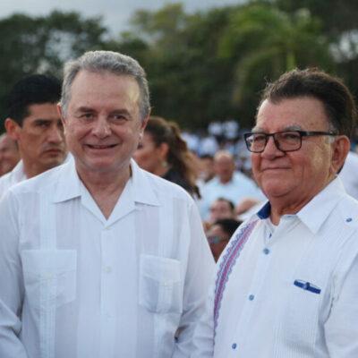 Asentamientos irregulares surgieron con Cancún, afirma Pedro Joaquín Coldwell