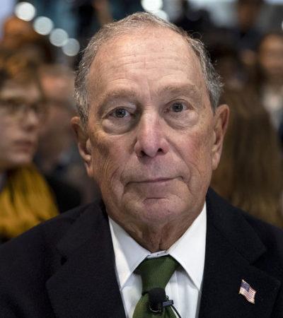 Gastaría Michael Bloomberg hasta mil millones de dólares para derrotar a Donald Trump