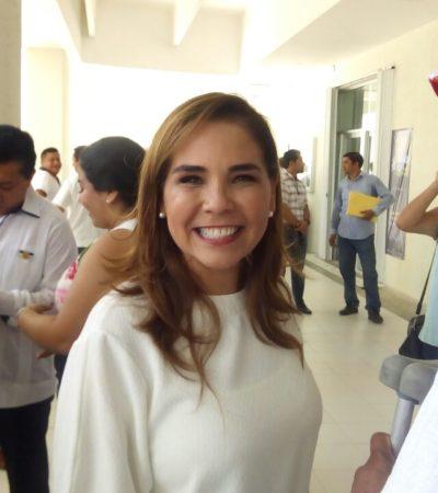 Rompeolas | Desafía 'Mara' Lezama a los cancunenses y a la 4T