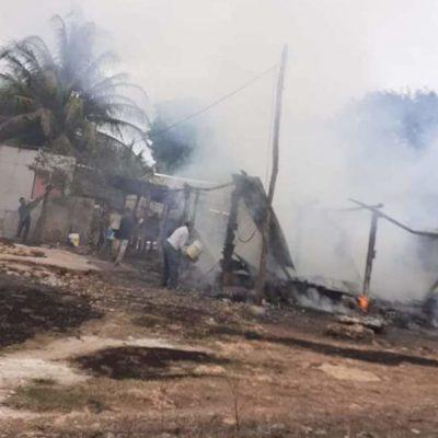 Nuevamente estalla violencia en Maya Balam; ahora con dos heridos
