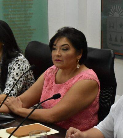 Avances de la Fiscalía Anticorrupción son históricos en QR, afirma Rosaura Villanueva en comparecencia ante diputados
