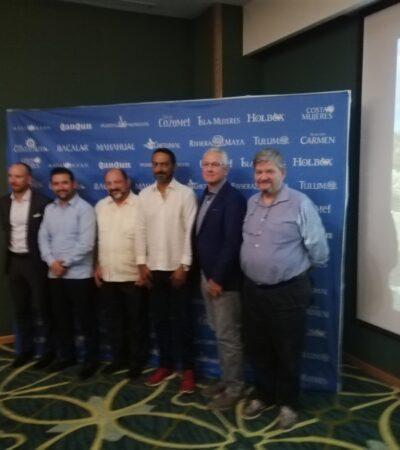 Manejo de crisis y noticias falsas no son prioridad en el nuevo portal del Caribe Mexicano, afirma CPTQ