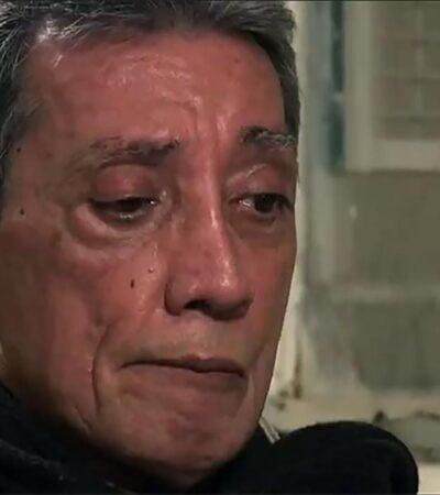 Insiste Mario Villanueva que por mala fe no le han otorgado la prisión domiciliaria