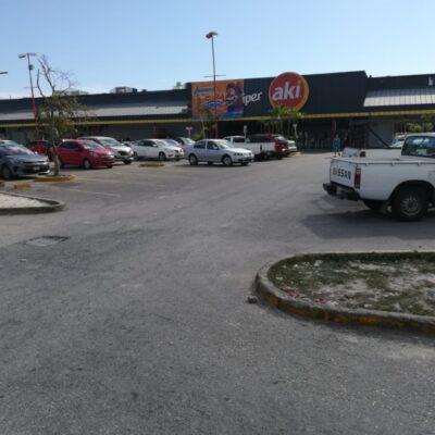 Pide sector empresarial verificar reducción de cajones de estacionamientos en plazas comerciales de Playa del Carmen