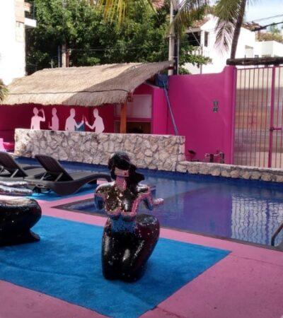 """Abren """"Mala Vecindad"""" en Playa del Carmen, el primer hotel cervecero de México y Latinoamérica"""