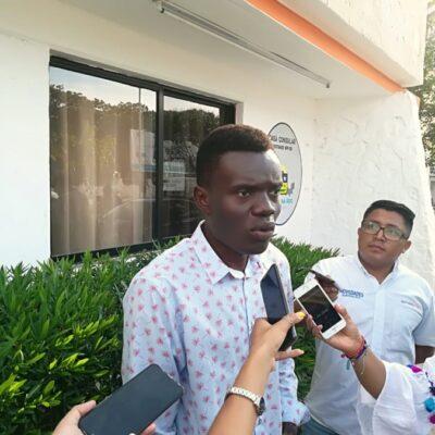 Entregó INM documentos a 11 haitianos para lograr la residencia legal en México