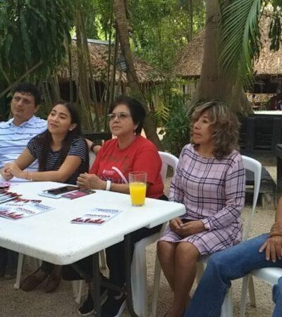 Convocan a marcha pacífica por la seguridad en Felipe Carrillo Puerto