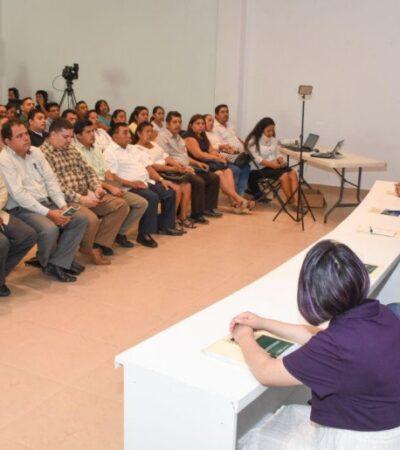 Organizan taller para promover respeto y tolerancia a la diversidad religiosa en Puerto Morelos