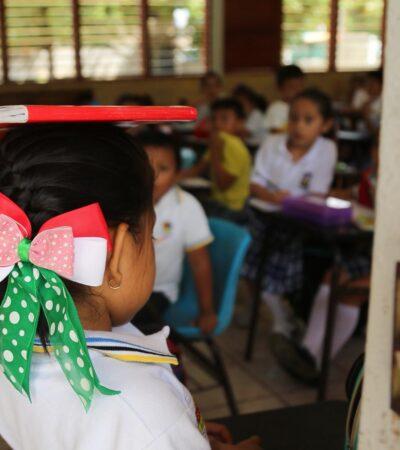 'FOCOS ROJOS' EN AL MENOS 68 PLANTELES EDUCATIVOS EN EL NORTE DE QR: Asociación de Padres se pronuncia por implementar el 'operativo mochila' de forma aleatoria