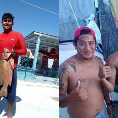 Suspenden búsqueda de pescadores desaparecidos en Xcalak