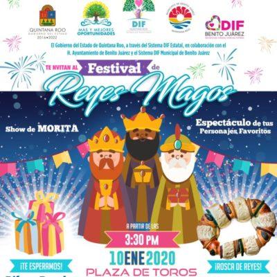 Anuncia Ayuntamiento de BJ festival de Reyes en la Plaza de Toros, pese a que en días pasados argumentó irregularidades y falta de anuencia para eventos masivos