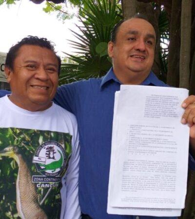 Asociaciones presentan denuncia contra Grupo Riu por actos ecocidas en la construcción del hotel Riviera Cancún en Punta Nizuc