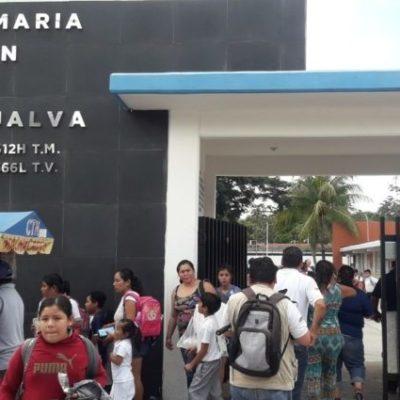 Asociación de Padres de Familia piden implementar Operativo Mochila en Cozumel