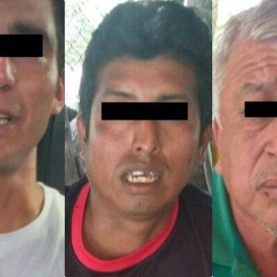 HALLAZGO DE CUERPOS Y RESCATE DE SECUESTRADOS EN LA RIVIERA MAYA: Liberan a tres personas y hallan dos cadáveres arrojados dentro de un cenote