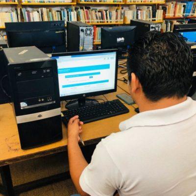 Inscripciones de nivel básico para el próximo ciclo escolar registran avance de 90% en Cozumel