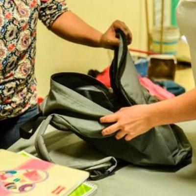 Espera Segey lineamientos federales para implementar o no operativo mochila en Yucatán, tras tiroteo en colegio de Torreón