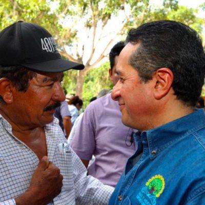 Más de mil millones de pesos se han invertido en el sector agropecuario de Quintana Roo en tres años