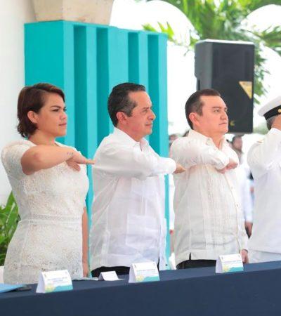 ANIVERSARIO DE LA CONSTITUCIÓN: Reformas a la Carta Magna de Quintana Roo, para beneficio de los quintanarroenses, dice Reyna Durán