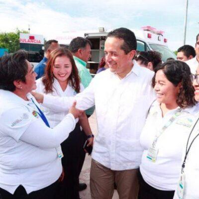 Quintana Roo se mantiene libre de casos de coronavirus