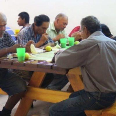 """Suma la asociación """"Nuevo Corazón Villa de la Paz"""" 37 mil comidas servidas a migrantes y personas en situación de calle en Cancún"""