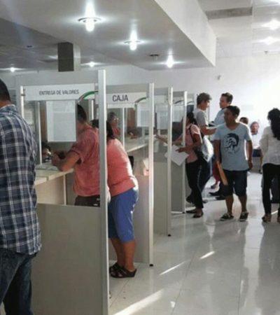 Gobierno de Quintana Roo da conocer los Estímulos Fiscales para 2020; se mantienen subsidio de 100% en la tenencia vehicular para contribuyentes cumplidos