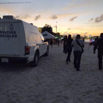TARDE DE DIVERSIÓN TERMINA EN TRAGEDIA: Muere mujer de un posible infarto en Playa Langosta cuando vacacionaba con su familia