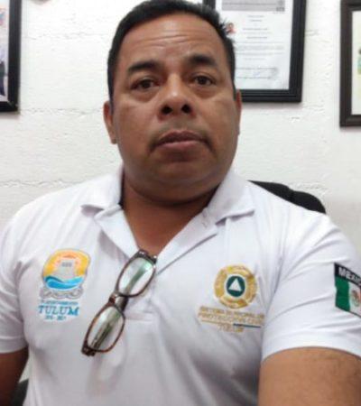 """Destaca Protección Civil que """"Operativo Guadalupe-Reyes"""" terminó con saldo blanco en Tulum"""