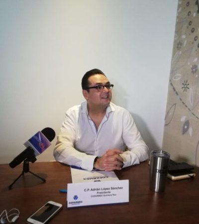La XVI Legislatura no ha tomado en cuenta ni al empresariado ni a la población en general, acusa Coparmex Cancún