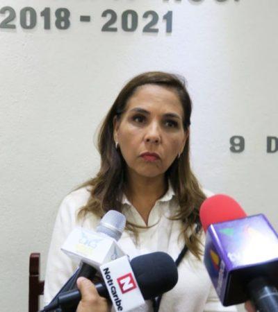 """""""HUBO ALGÚN ERROR EN EL ALGORITMO"""": Asegura Mara Lezama que aumentos de hasta 400% en el cobro de recolección de basura fue un 'fallo' que se está arreglando"""
