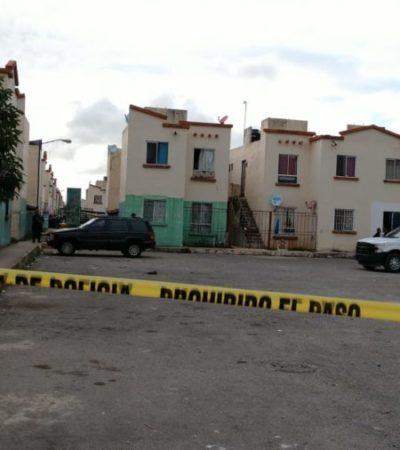 SEGUIMIENTO |  Identifican a joven que fue ejecutado en el fraccionamiento Villas Otoch Paraíso; era de Playa del Carmen y trabajaba en hotelería