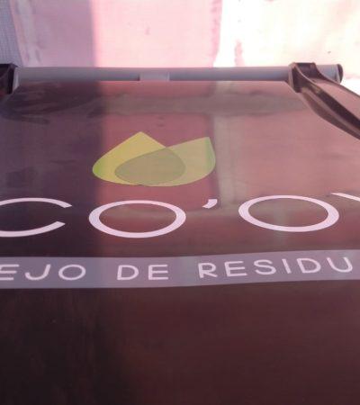 ¡OOOTRO 'GOL' EN EL CONGRESO!: Sin el consenso del Cabildo, aprobaron diputados el cobro mensual por 'contenedores inteligentes' de la empresa Eco'ox en Cancún