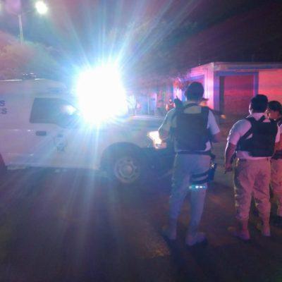 EJECUTAN A MOTOCICLISTA EN LA SM 75: Suman 18 asesinatos en 13 días en Cancún