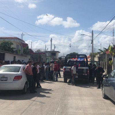ASALTAN PAGADORA EN CANCÚN: Empistolados se llevan 400 mil pesos de la nómina de unos 150 trabajadores de la construcción en la zona continental de IM