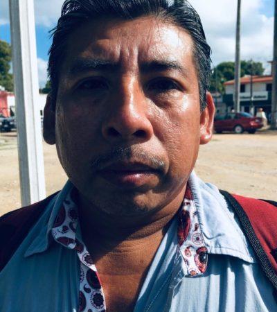 Rezador pide al Gobierno de Quintana Roo mantenerse al margen de asuntos internos del Gran Consejo Maya