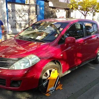 APUESTAN POR UNA NUEVA CULTURA DE MOVILIDAD: Buscan con parquímetros sensibilizar sobre el uso del transporte masivo e inhibir anarquía vial e impunidad de conductores en Playa del Carmen