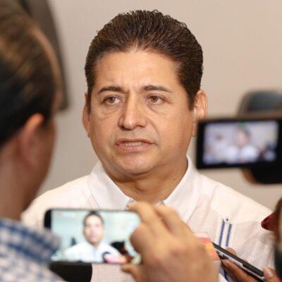 """""""DE QUE SE PUEDE, SE PUEDE"""": Afirma diputado que analizarán el tema y si es necesario darán marcha atrás al cobro por contenedores en Cancún"""